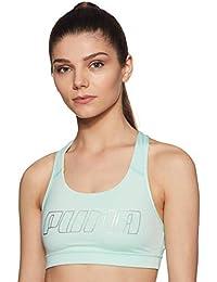 Puma Women's T-Shirt Sports Bra