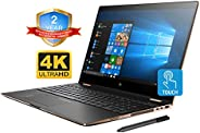 """HP Spectre x360 Home and Entertainment Laptop 2-in-1 (Intel i7-9750H 6-Core, 16GB RAM, 1TB PCIe SSD, 15.6"""""""