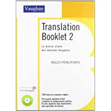 TRANSLATION BOOKLET 2: Principiante