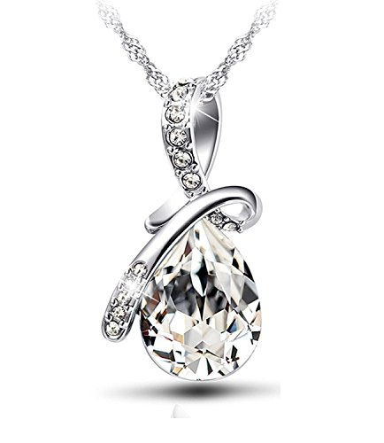 celebrity-jewellery-clear-swarovski-elements-crystal-water-drop-pendant-love-necklace-for-women