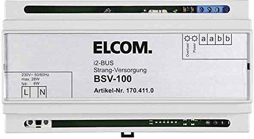 ELCOM BSV100 i2BUS Strangversorgung 1704110 4250111810098
