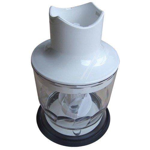 Braun bicchiere completo mini chop 67050195 hc5000 hc6000