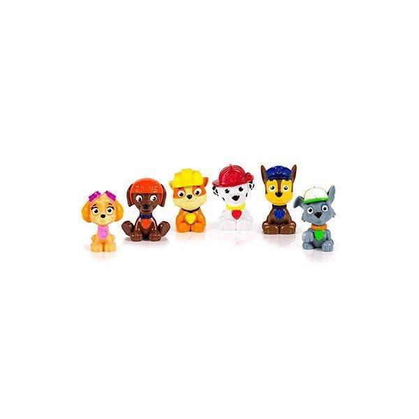 PAW PATROL - Paquete de Juguetes 6 Mini Personajes Set di 6 Multicolor 1