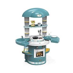 Smoby Cocina Juguete First Kitchen, Color Azul, única (310718)