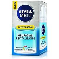 Nivea Men Active Energy Gel Facial Revitalizante Hombre - 50 ml