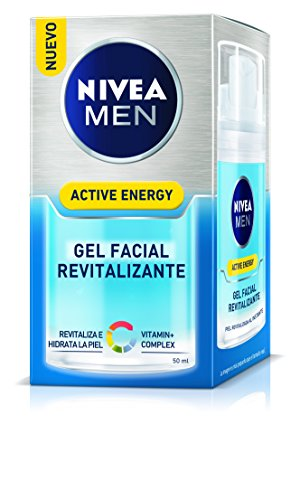 NIVEA MEN Active Energy Gel Facial Revitalizante Hombre