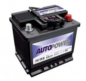 Batterie auto H4/L1 12V 45ah/400A Afa Varta C22