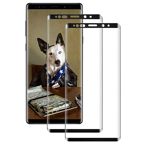 DOSNTO 3D Protector Pantalla Samsung Galaxy Note 9,2