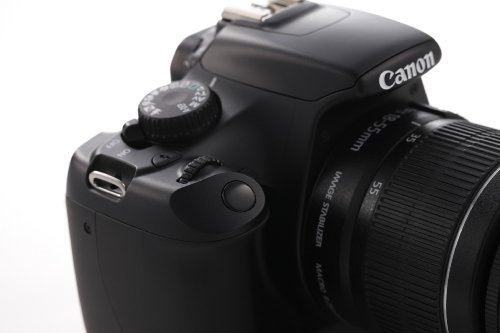 Canon EOS 1100D SLR-Digitalkamera (12 Megapixel - 6