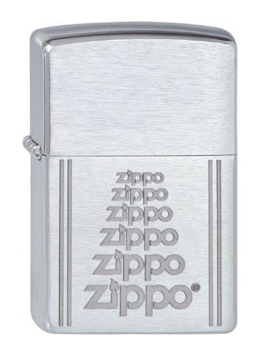 Zippo 2002810 Feuerzeug 200 mit Lines