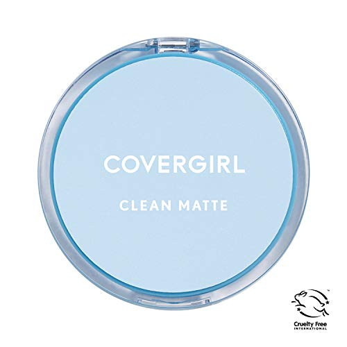 COVERGIRL - Clean Oil Control Pressed Powder Classic Ivory - 0.35 oz. (10 g) -