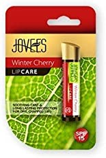 Jovees Winter Cherry Lipcare (4g) (Pack of 2)
