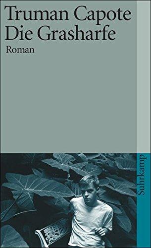 Buchseite und Rezensionen zu 'Die Grasharfe: Roman (suhrkamp taschenbuch)' von Truman Capote