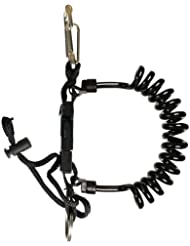 Diving Quick Release Lanyard Ring & Stainless Ring Clip
