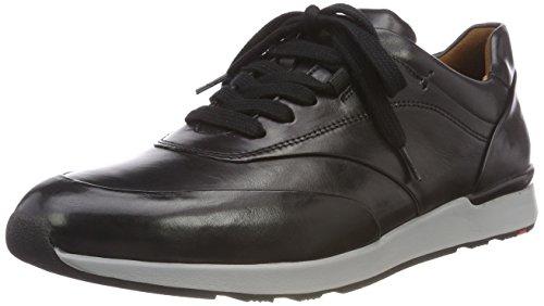 LLOYD Herren AJAS Sneaker, (Schwarz 0), 45 EU