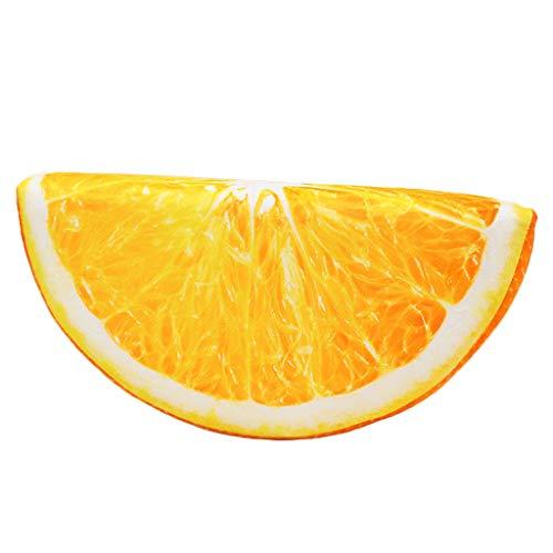 Geschenk-Kissen, Füllung Kissenfüllung,Füllkissen/Innenkissen Kissenbezug Obst Muster Boden Kissen Sitzkissenbezug Fall Home Decor -