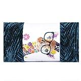 Filo di ciniglia di 689ft ingombro, filo multicolore di gancio di velluto per la copertura di bambino di tricotage a mano, Cuscino, Pull, Sciarpa