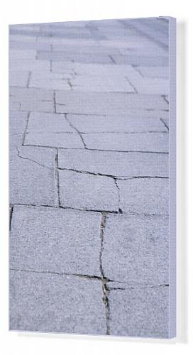 canvas-print-of-cracked-slabs-on-pavement-requiring-repair