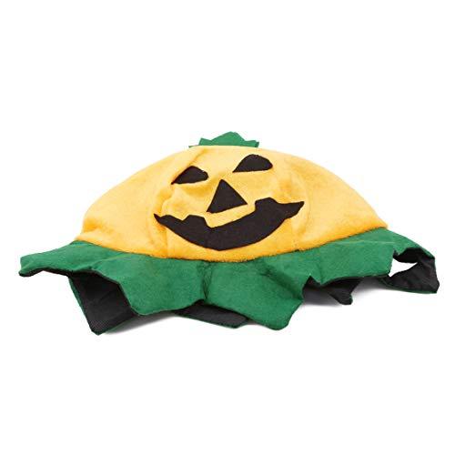YSINFOD Halloween Augen Kürbis Hut Nette Kreative Dreieck -