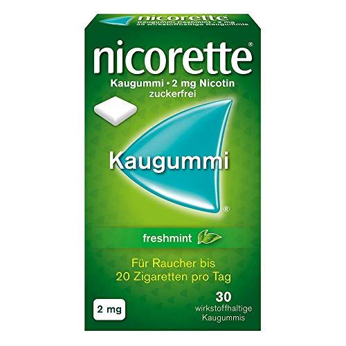 Nicorette 2mg freshmint 30 stk