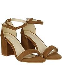 c7f52e5e8 Block Heel Women s Fashion Sandals  Buy Block Heel Women s Fashion ...