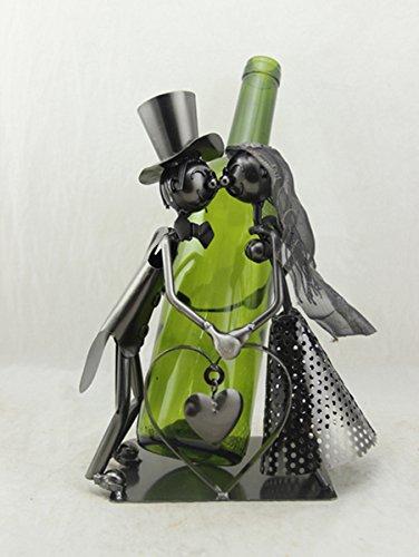 Flaschenhalter,Flaschenständer,Weinflaschenhalter Just Married