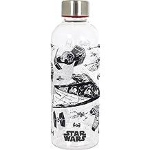 Grupo Erik Editores Botella Star Wars, Plástico tritán, Negro, ...