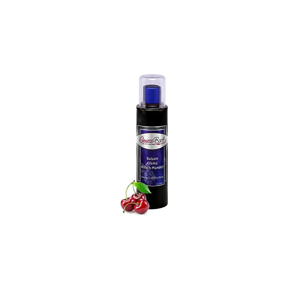 Balsamico Creme Kirsch Mandel 026l 3sure Mit Original Crema Di Aceto Balsamico Di Modena Igp