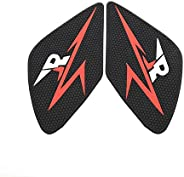 Docooler Motorcycle Sticker Gas Fuel Oil Tank Pad Protector Decal replacement for SUZUKI GSXR1000 2007-2008 K7