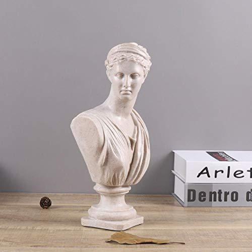 WHRP-Statue Bronzefigur, europäische Retro-Venus-Statue, David, kleine Möbel, Dekoration, Basteln, Zuhause, Wohnzimmer, Dekoration, Tischdekoration, Stil 6