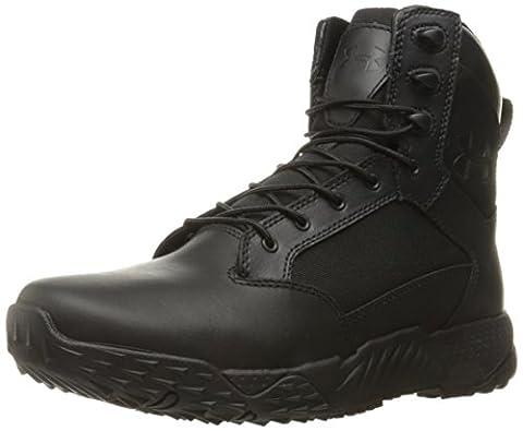 Under Armour Tactical Stellar Boot Military Boots, schwarz - Schwarz/Schwarz - Größe: 8 EE - Wide