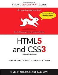 HTML5 & CSS3 Visual QuickStart Guide (Visual QuickStart Guides)