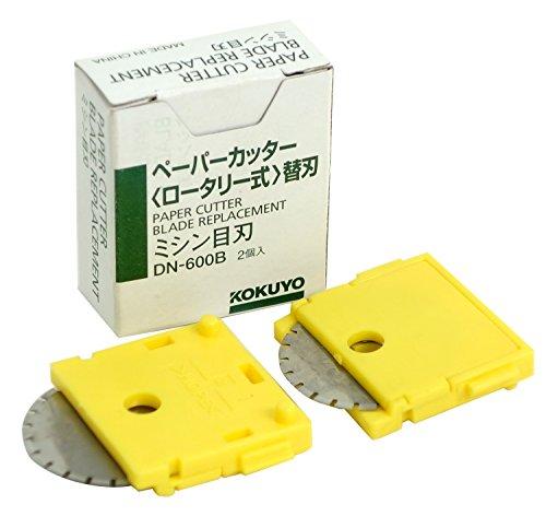 Kokuyo Papierschneider Drehklinge Perforationsklinge DN-61N, 62N-DN, DN-63N f_r DN-600B...