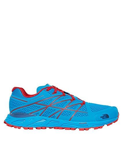 The North Face M ULTRA ENDURANCE, MAN, Color: HYPERBL/HGRSKRD, Size: 45.5 EU (12 US / 11 UK)