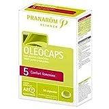 Oleocaps 5 Confort Femenino 30 cápsulas de Pranarom