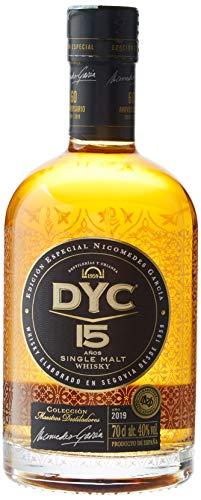 DYC Edición Especial 60 Aniversario Single Malt Whisky, 700 ml