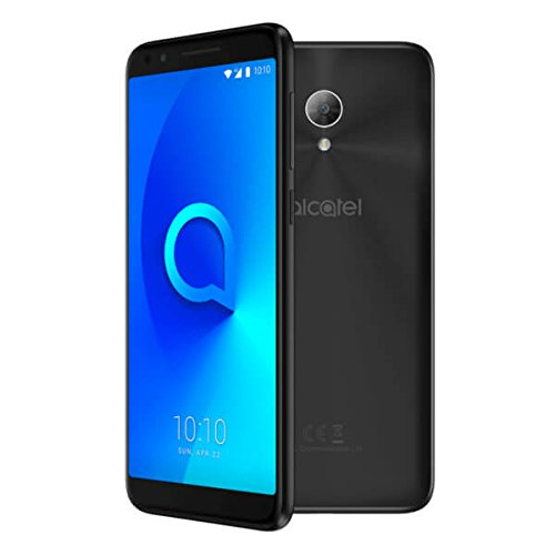 Alcatel 5034D-2Aalwe7 Smartphone da 16 GB, Metallic Black