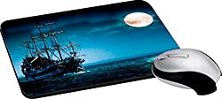 meSleep Ship Mouse Pad