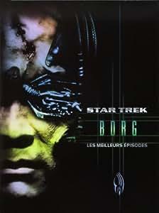 Star Trek : Les meilleurs épisodes - Borg - Coffret 4 DVD