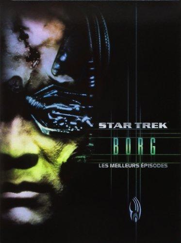 Star Trek : Les meilleurs épisodes - Borg - Coffret 4 DVD [FR Import]