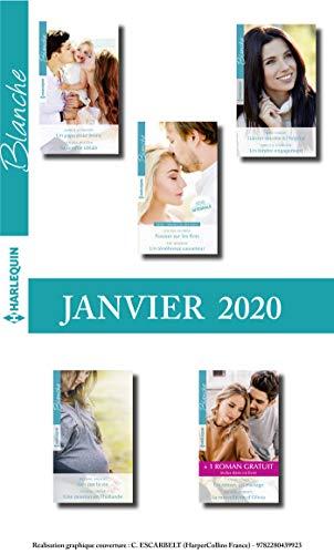 Pack mensuel Blanche : 10 romans + 1 gratuit (Janvier 2020 ...