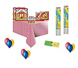 Creative Converting Kit Compleanno Tavola Circus Party n.30