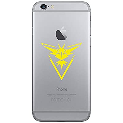 Pokemon Go Team Valor-Vinilo adhesivo para el teléfono móvil de Designed-Perfection