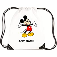 Personalised Mickey Mouse Style PE/School/Swimming/Bag by Mayzie Designs®