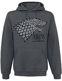 Game Of Thrones House Stark - Winter Is Coming Kapuzenpulli grau