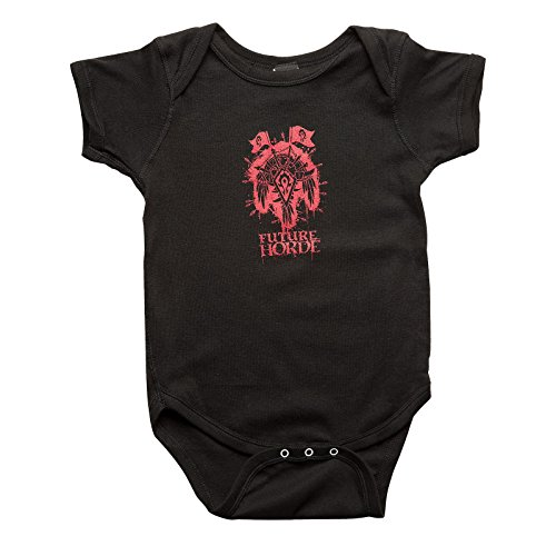Warcraft Future Horde Baby - World of Body Bébé - 98/104
