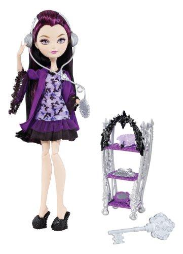 Mattel Ever After High BDB14 - Herzenstag Raven Queen, Puppe