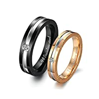 Couple Wedding Ring Sets