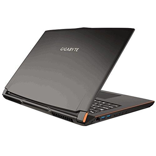 Gigabyte P57XV7 DE022T 4394 cm 173 Zoll Gaming Laptop Notebook Intel root i7 7700HQ 16GB RAM NVIDIA GeForce GTX 1070 Win 10 mehrfarbig Notebooks