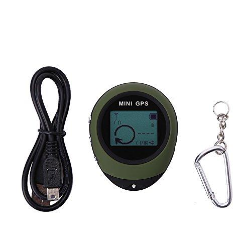 VGEBY Mini Rastreador GPS Impermeable Locador Portátil